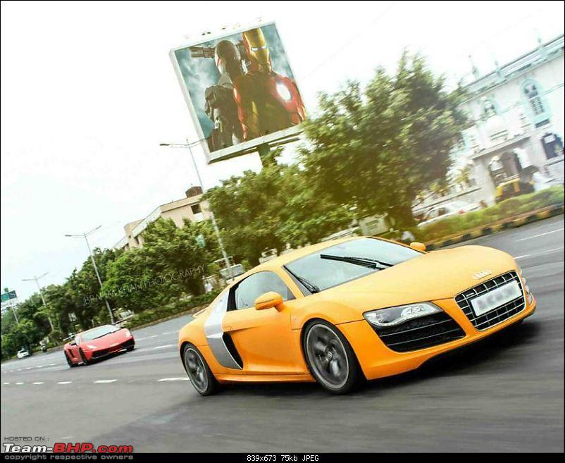 PICS : Tastefully Modified Cars in India-audi-yellow.jpg