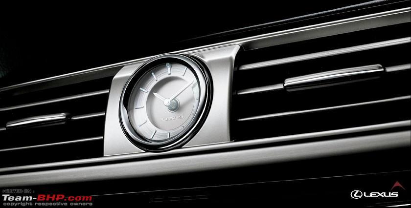 Exotic Dash Clocks Team Bhp