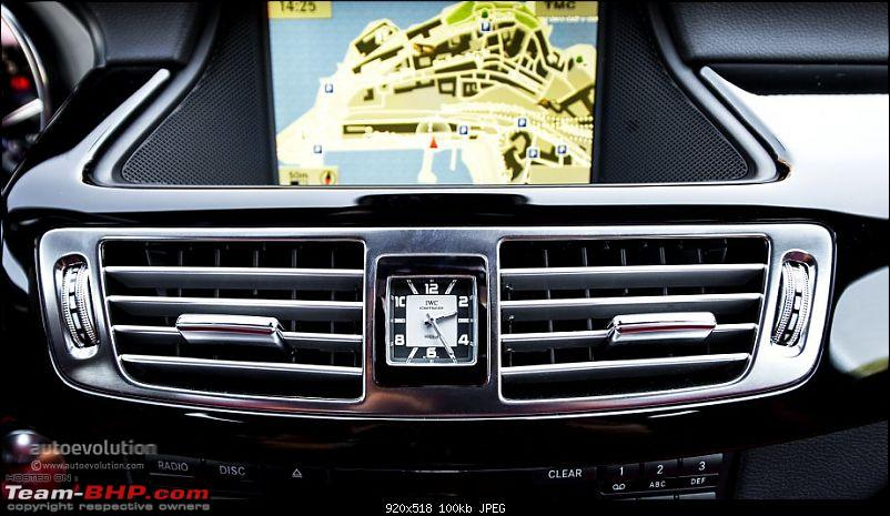 Exotic Dash-Clocks!-2014mercedesbenzcls63amg4maticreview2013medium_33.jpg