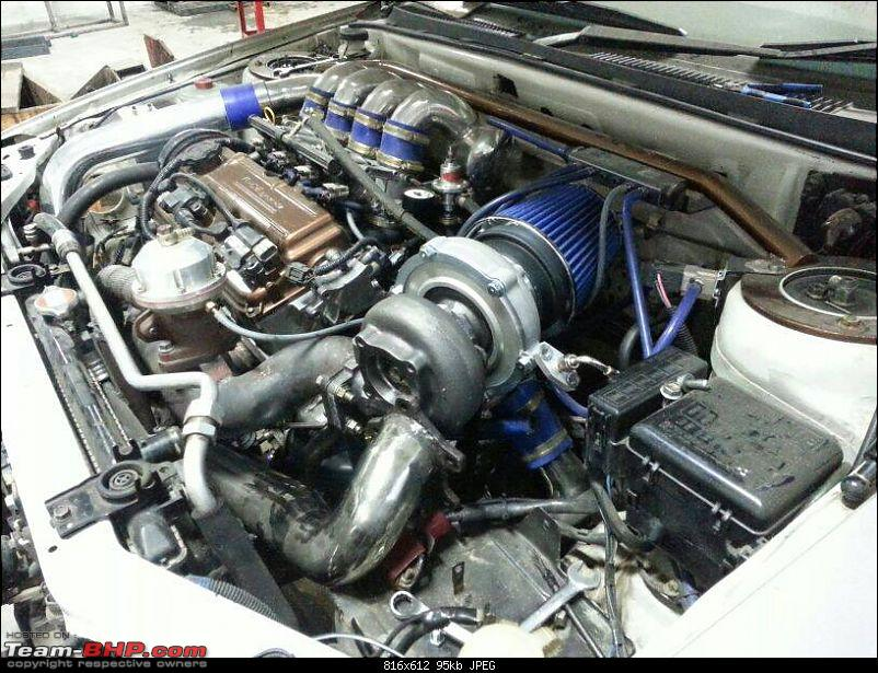 Race Dynamics' Baleno Build-up: ITBs/Turbocharged - Re-dynoed @ 256 WHP!-underhood-2.jpg