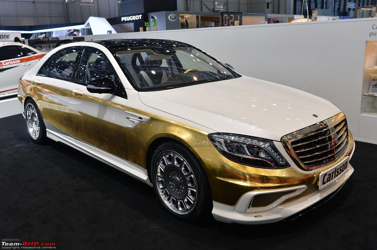 Pics of weird and wacky mod jobs page 1111 team bhp for Garage mercedes versailles