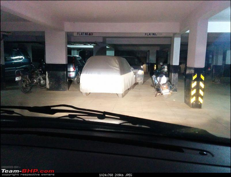 SX4 undergoes Eye Surgery - FXR Stage 4 Projectors and DRLs-leveling5.jpg