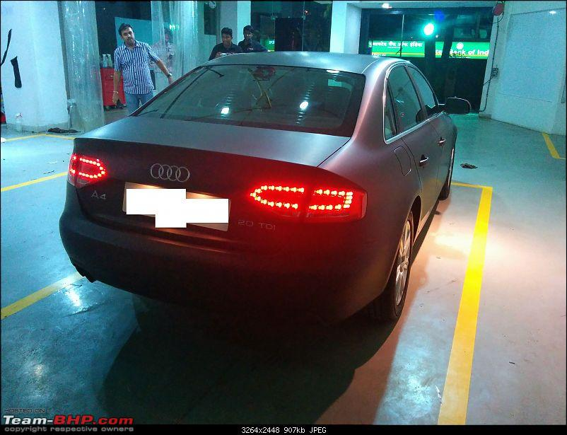 Audi A4 - Need a Matte Black finish-img_20140327_200713.jpg