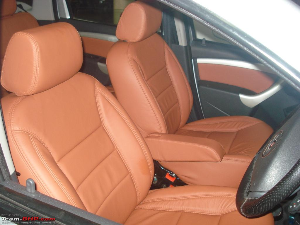 Car interior kochi - Stanley Other Leather Seat Brands Duster06_131103102608 Jpg