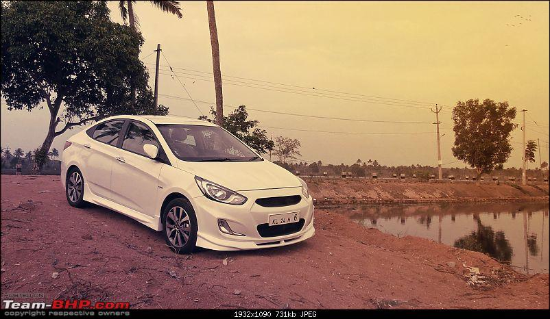 PICS : Tastefully Modified Cars in India-verna_sunset.jpg