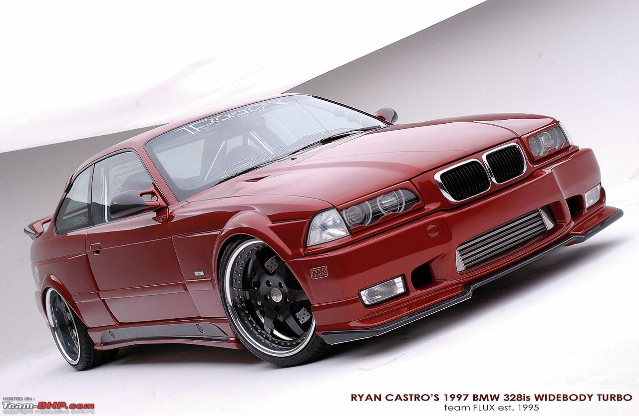 Abix's E36 to look like.