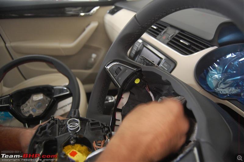 Added: Paddle Shifts on my Skoda Octavia 1.8 TSi-dsc_0531.jpg