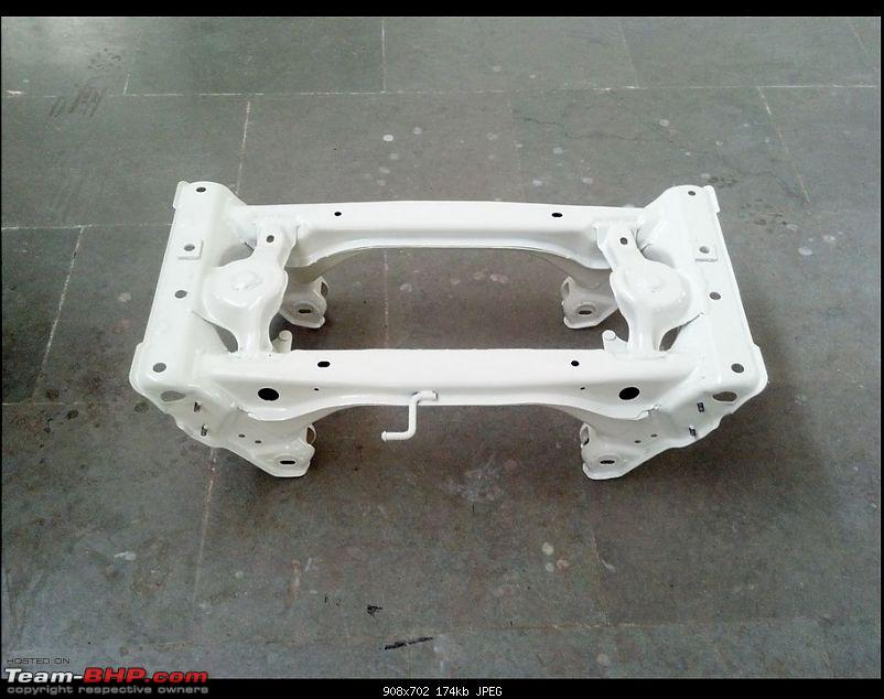 Building Drift Cars - 1990 Mazda Miata-rear-subframe-after.jpg