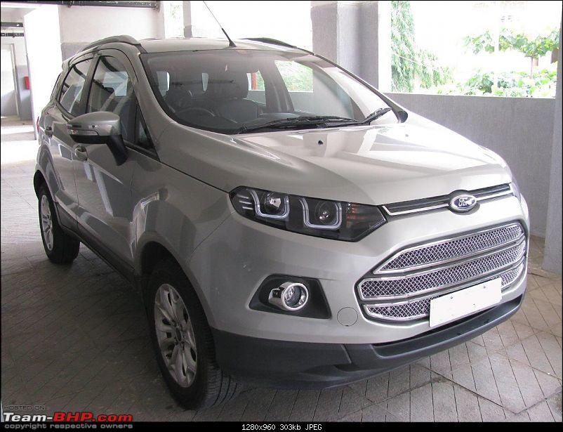 Ford EcoSport Remapped and Modified - Team-BHP