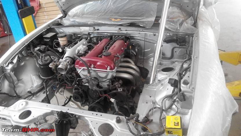 Building Drift Cars - 1990 Mazda Miata - Page 5 - Team-BHP