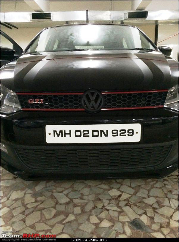 My VW Polo GT TSI - Modified-front-grill-black-n-red.jpg