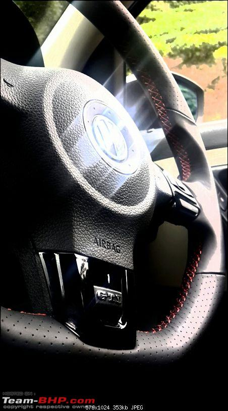 My VW Polo GT TSI - Modified-gti-steering.jpg