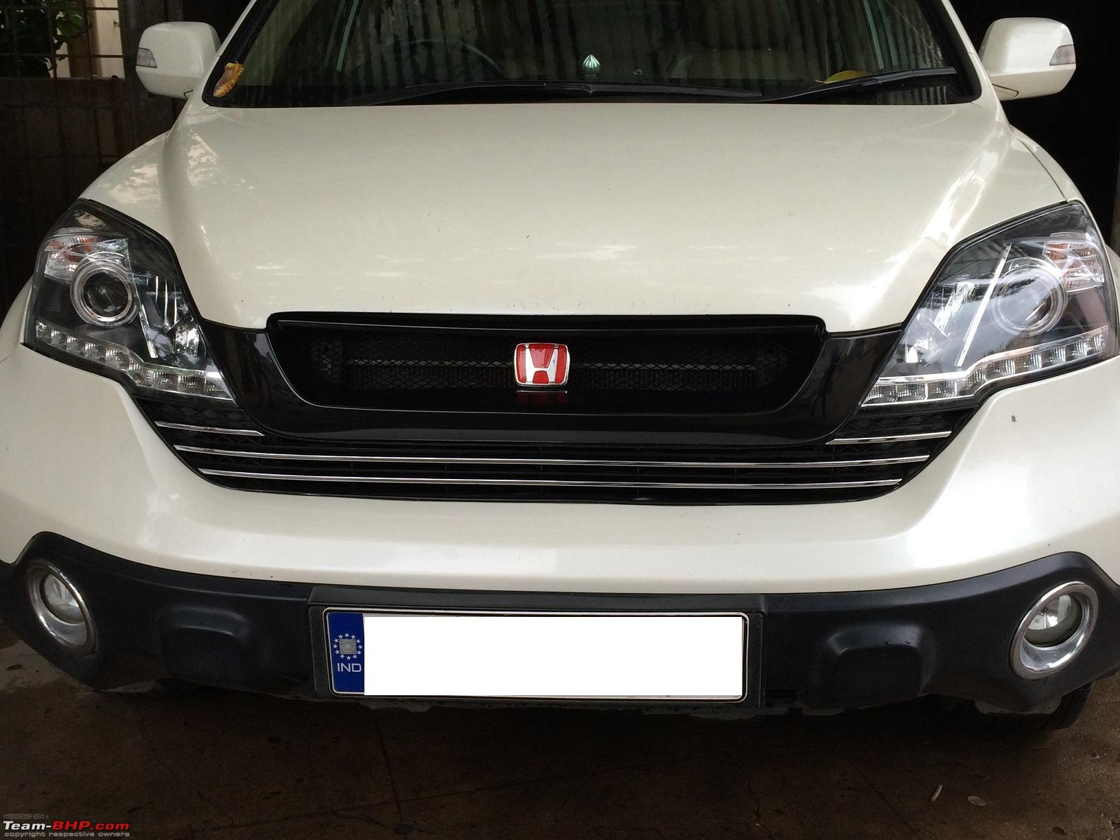 Performance Exhaust & some other mods for the Honda CR-V 2 ...