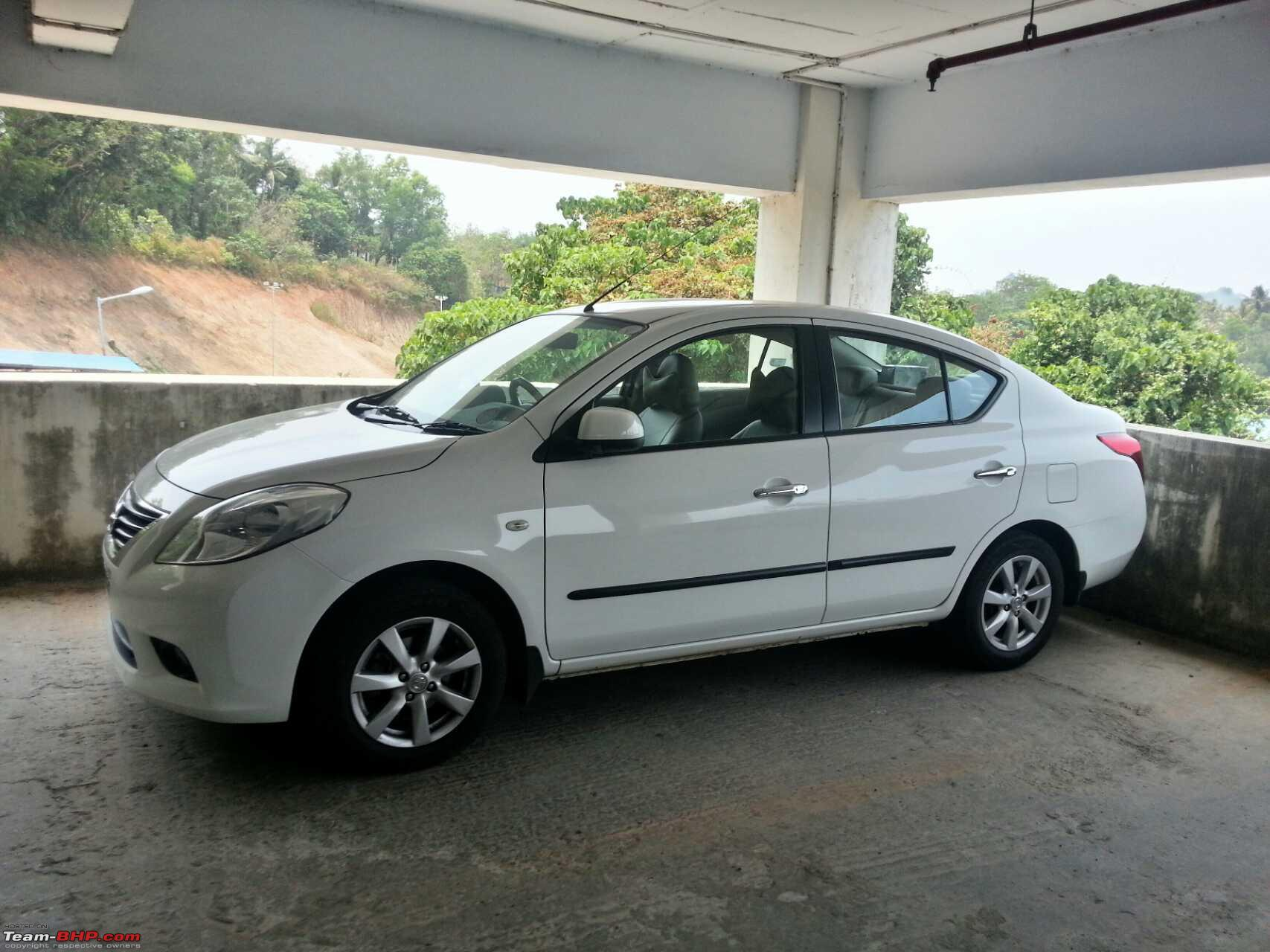 Nissan Sunny: How to make it look better? - Team-BHP