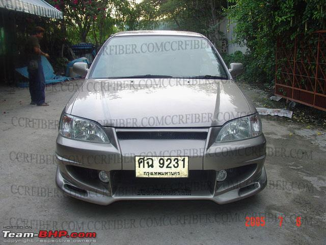 Body Kit for the Honda City Vtec 2002 - Page 2 - Team-BHP