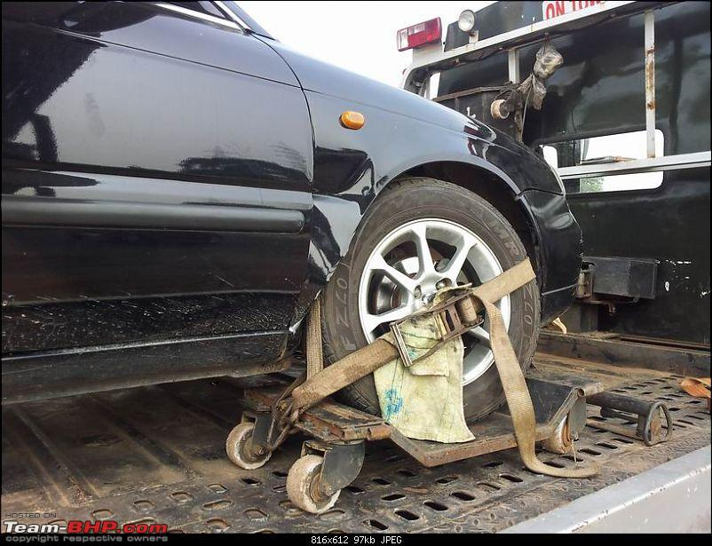Cheaper options: Spare parts for the Baleno sedan-arms.jpg