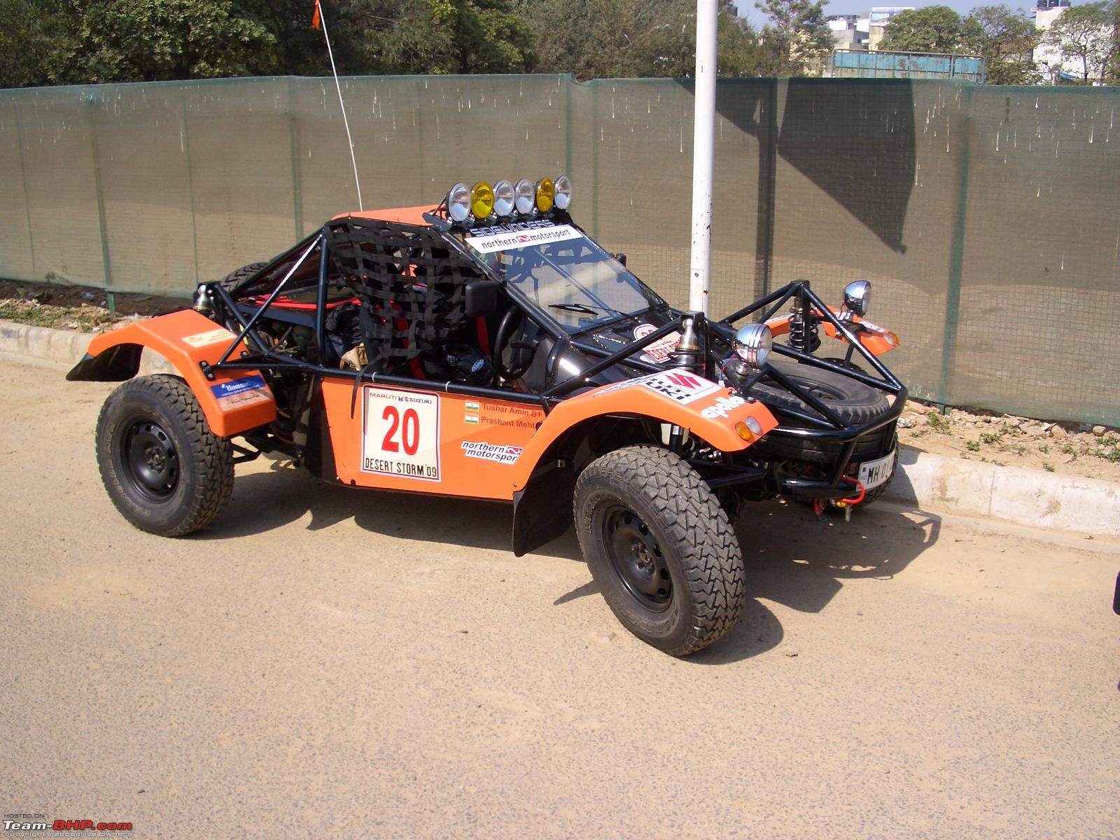 Dune Buggy - Team-BHP