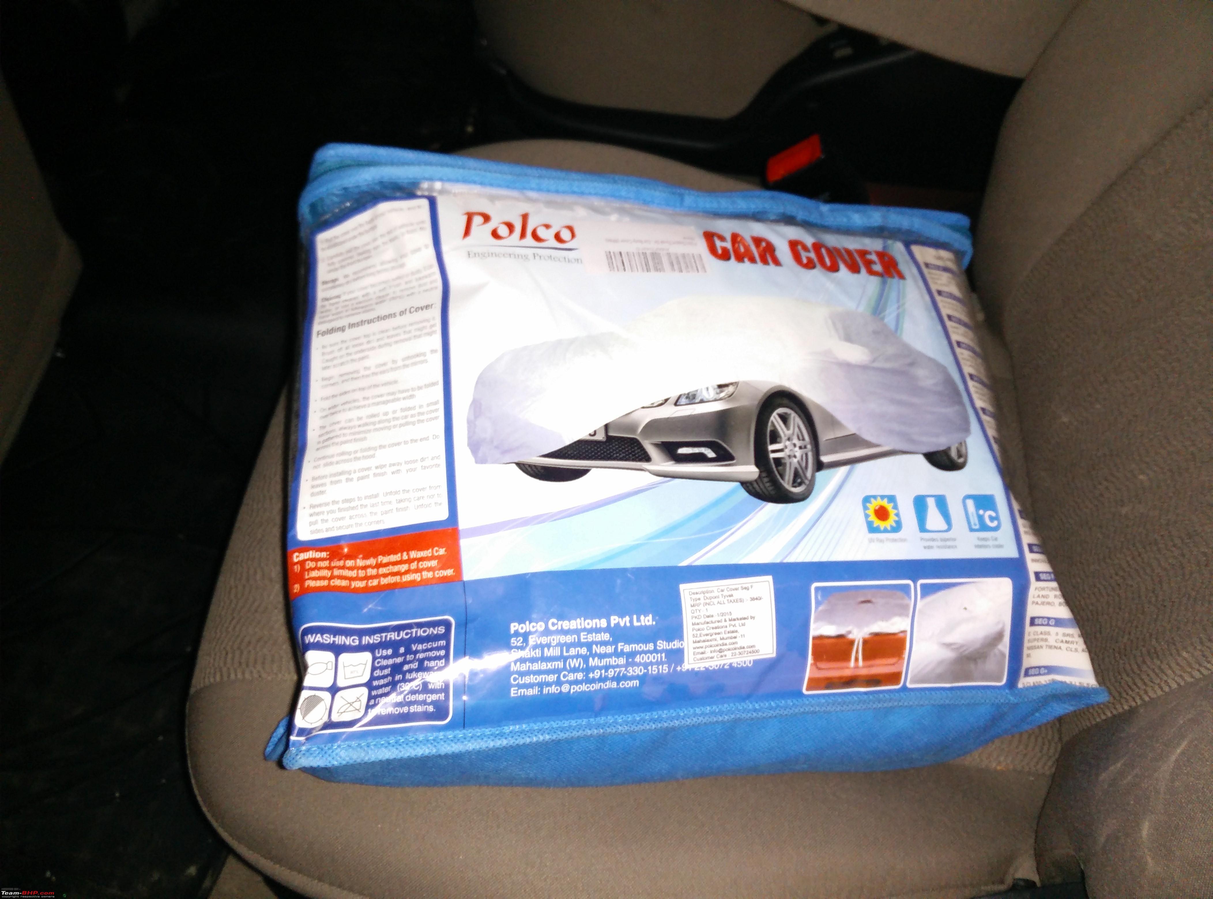 Polco Dupont Tyvek Car Cover