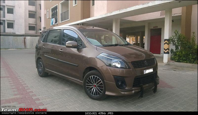 PICS : Tastefully Modified Cars in India-ertiga-front-view.jpg