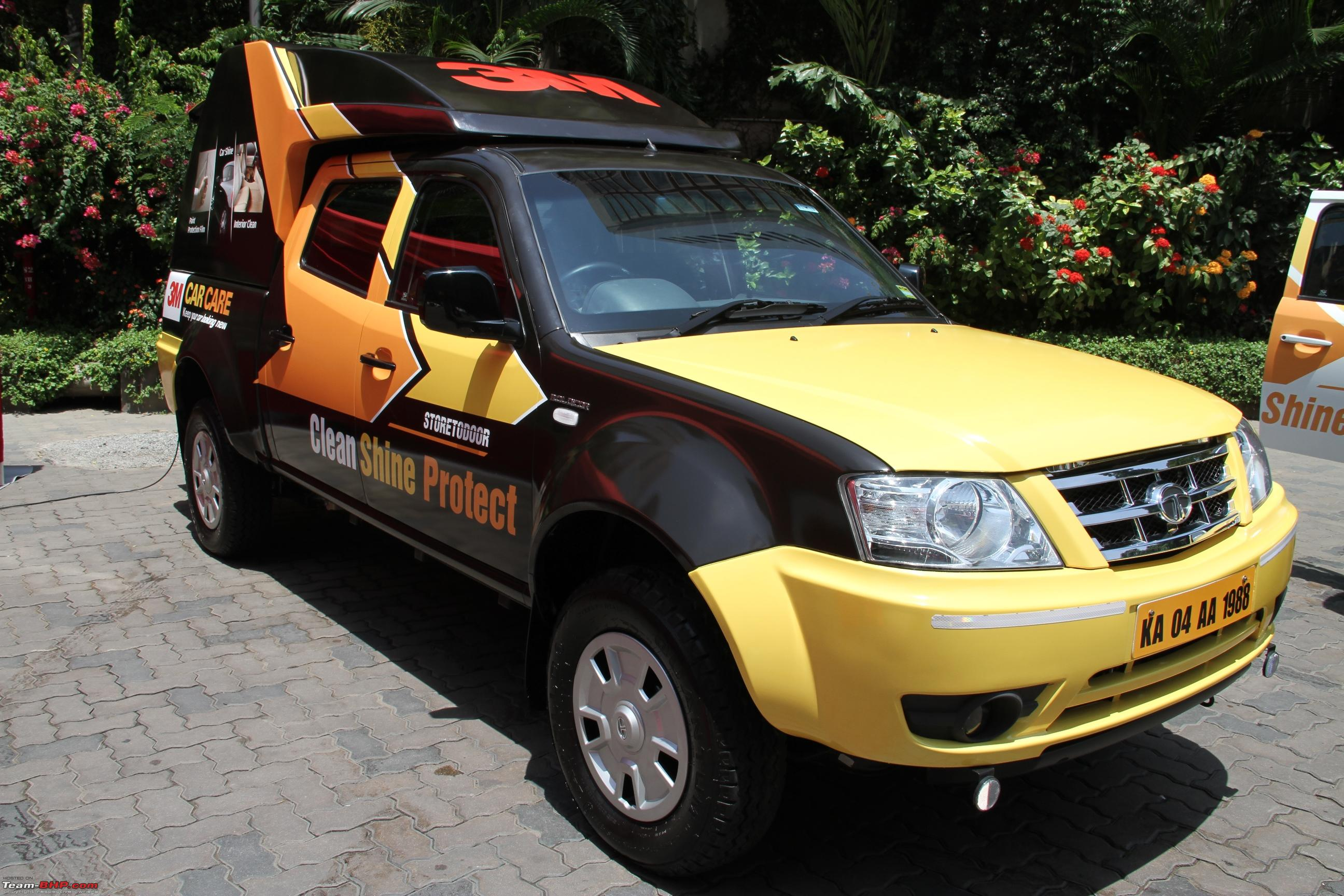 3m Car Care Launches At Your Home Service In India Team Bhp