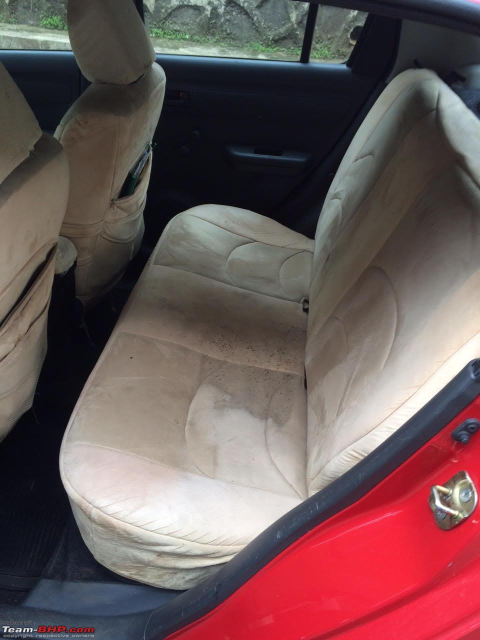 Art leather seat covers swift 2 jpg