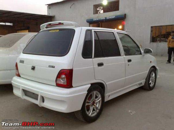 Side Skirts for Maruti 800..Where to get?