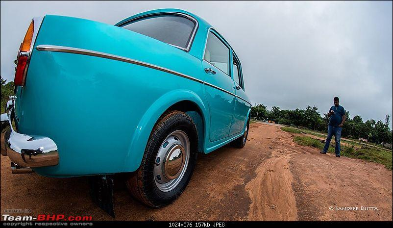 Resto-mordernizing my first love - my Dad's Premier Padmini 1989-20150811022513-6.jpg