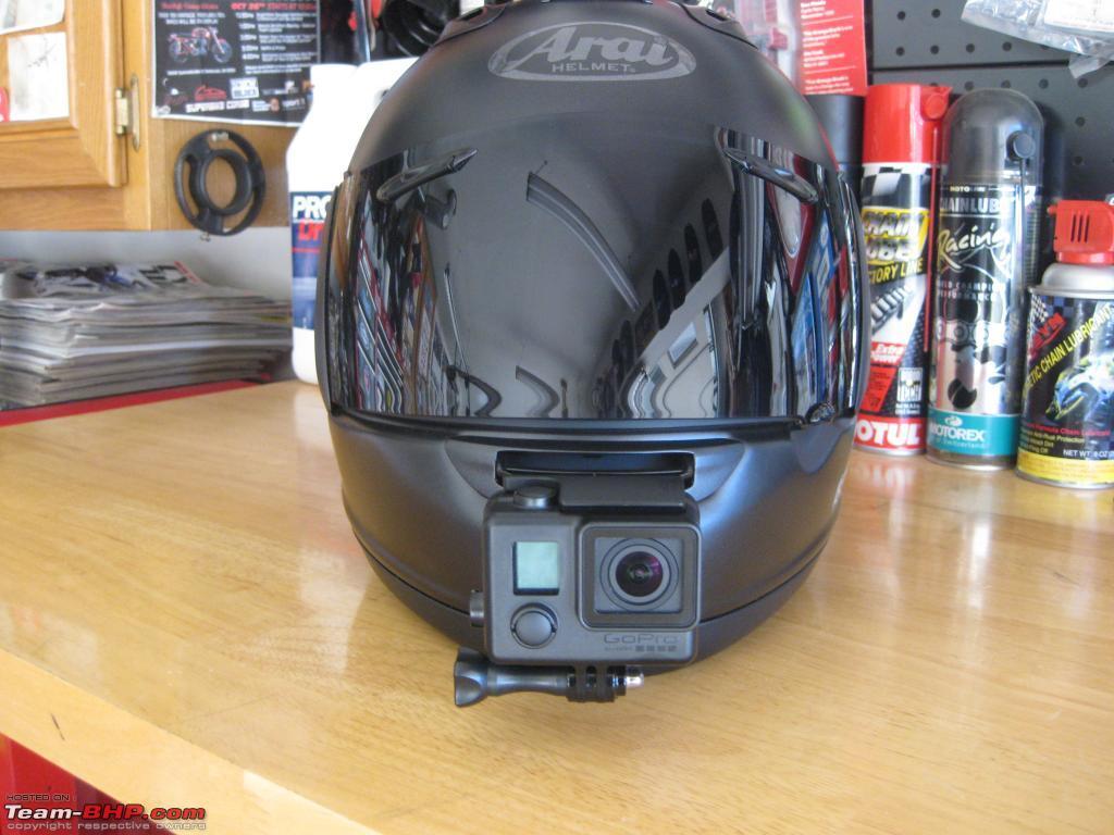 Gopro Helmet Chin Mount Motorcycle Ash Cycles