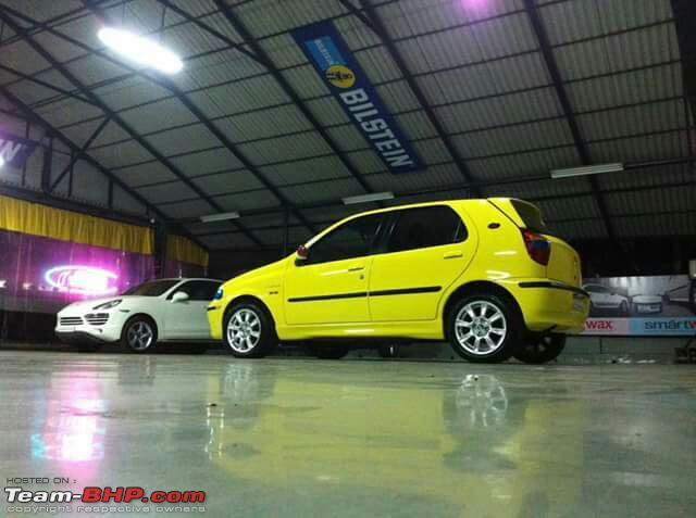 Fiat Garage Mechelen : Pics : tastefully modified cars in india page 236 team bhp