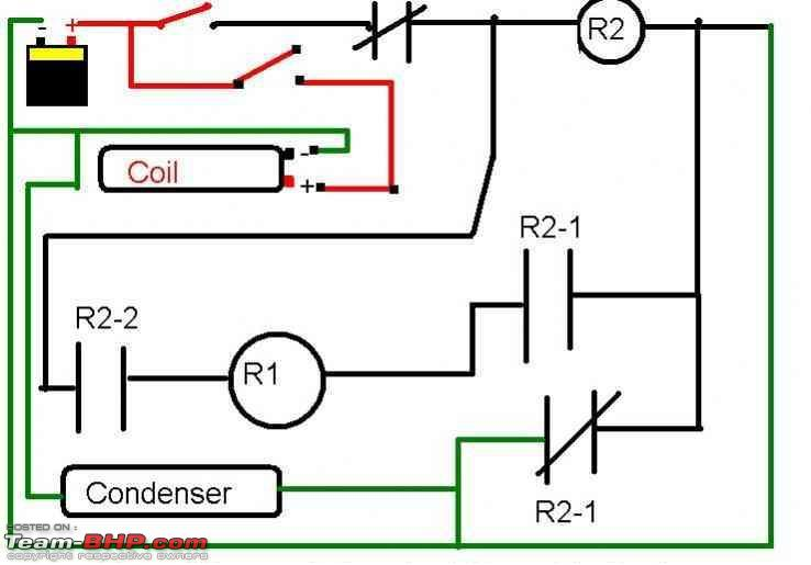 autoloc flamethrower kit wiring diagram how does a relay