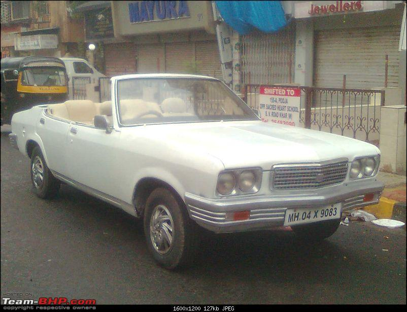 Modification of Indian car into a convertible-contessa-2.jpg