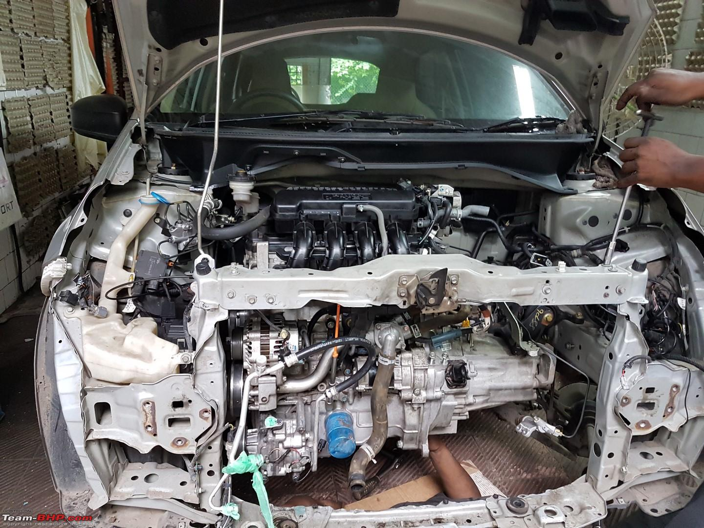 Honda Brio L Engine Swap Successful Page  Now With RD ECU - Wiring diagram honda l15a