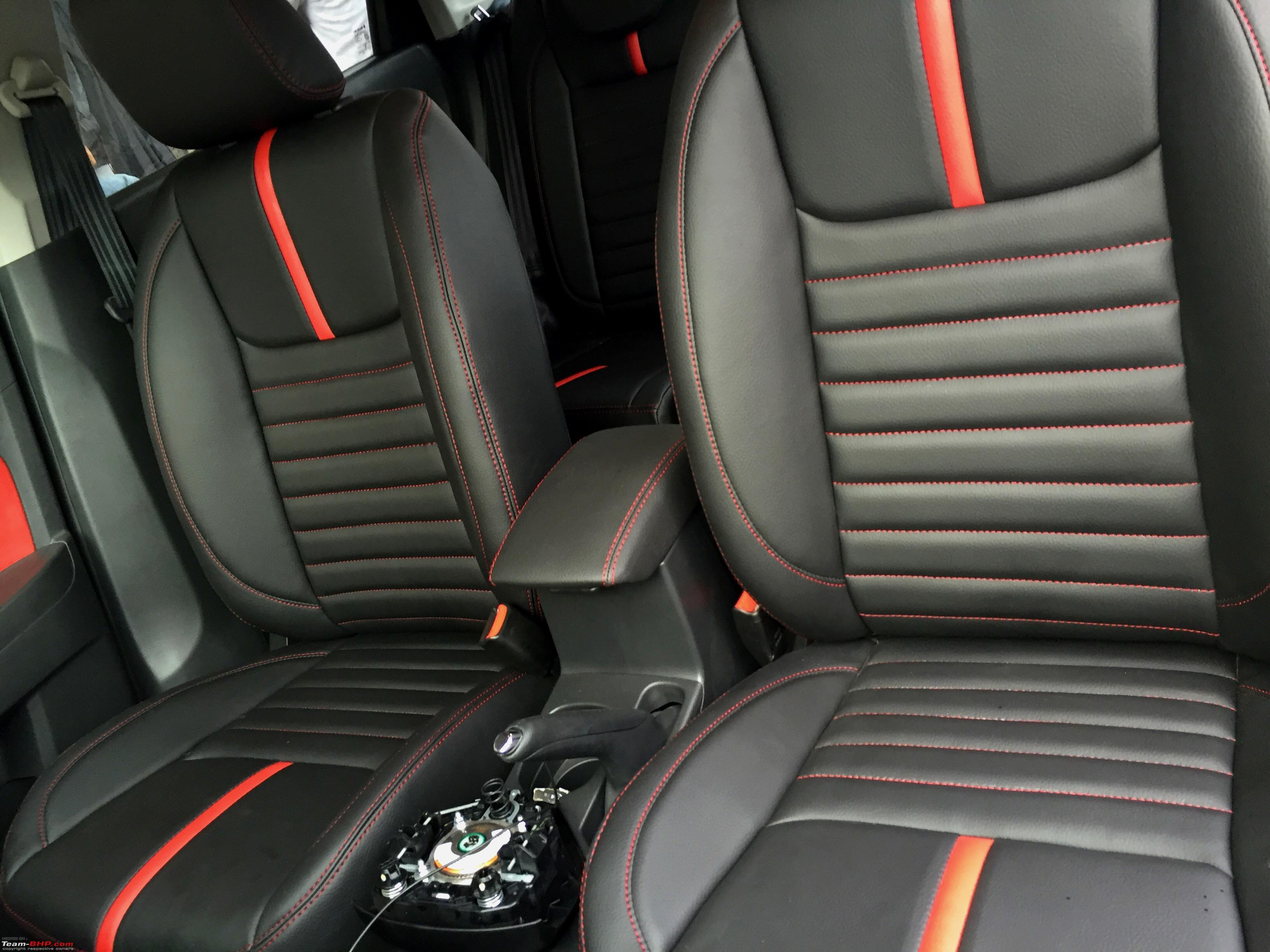 Art Leather Seat Covers