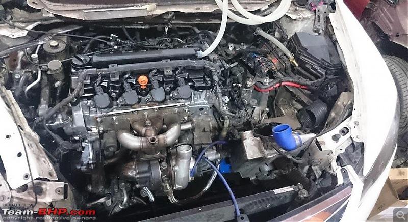 Turbo R18 Honda Civic - 34,000 km, a FIRE and a track day!-14088605_10210603459429114_1727650563332989284_n.jpg