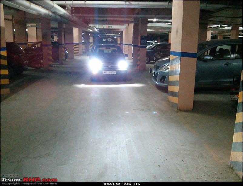 Review - H4 LED Headlight Bulbs (Oslamp)-glare-low-beam.jpg
