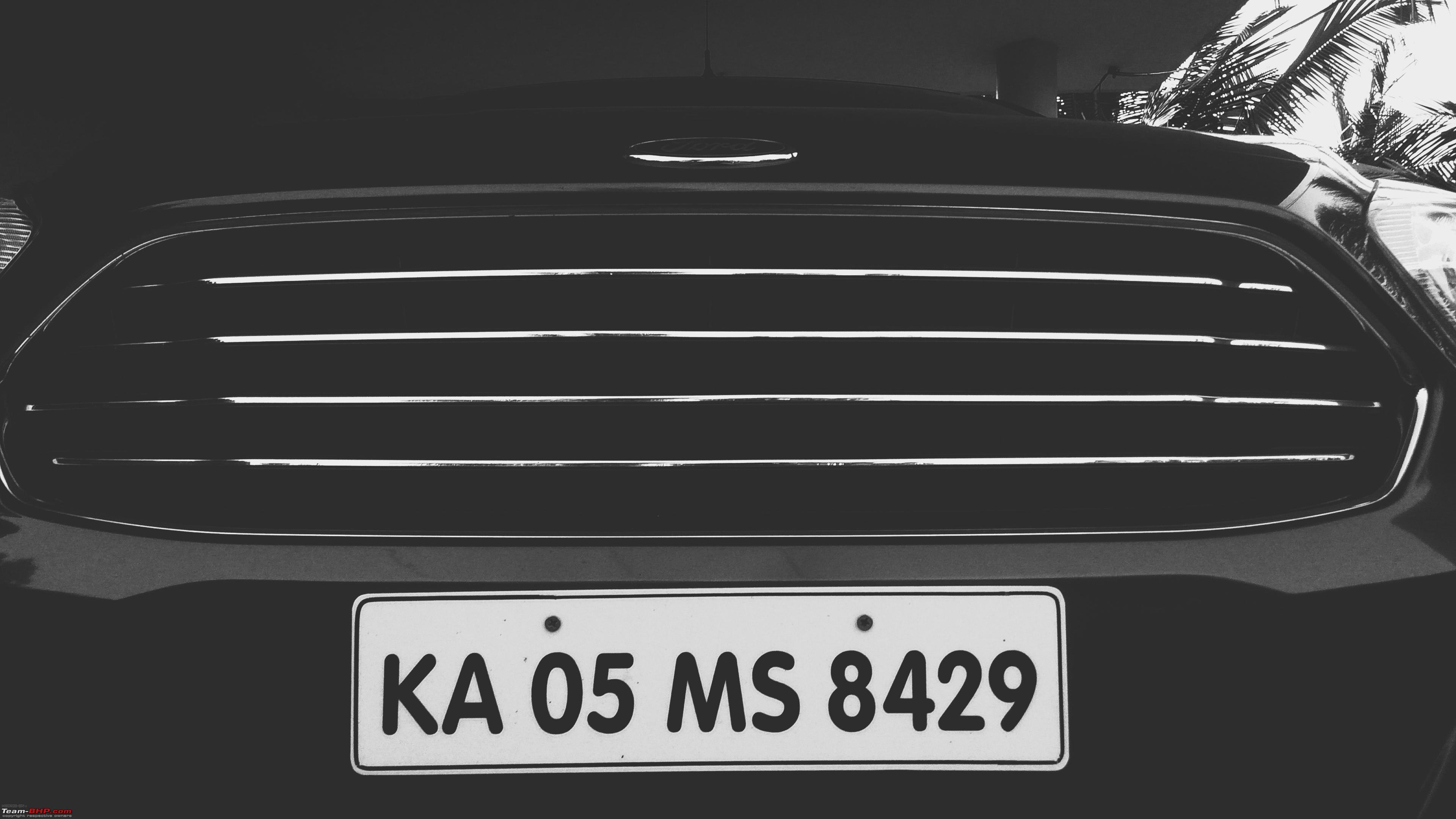 Your Favourite Number Plate Font Img__ Jpg