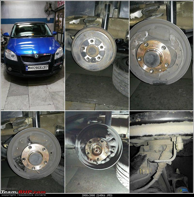 Skoda Fabia: Rear Drum to Disc Brake upgrade-disc-1.jpg