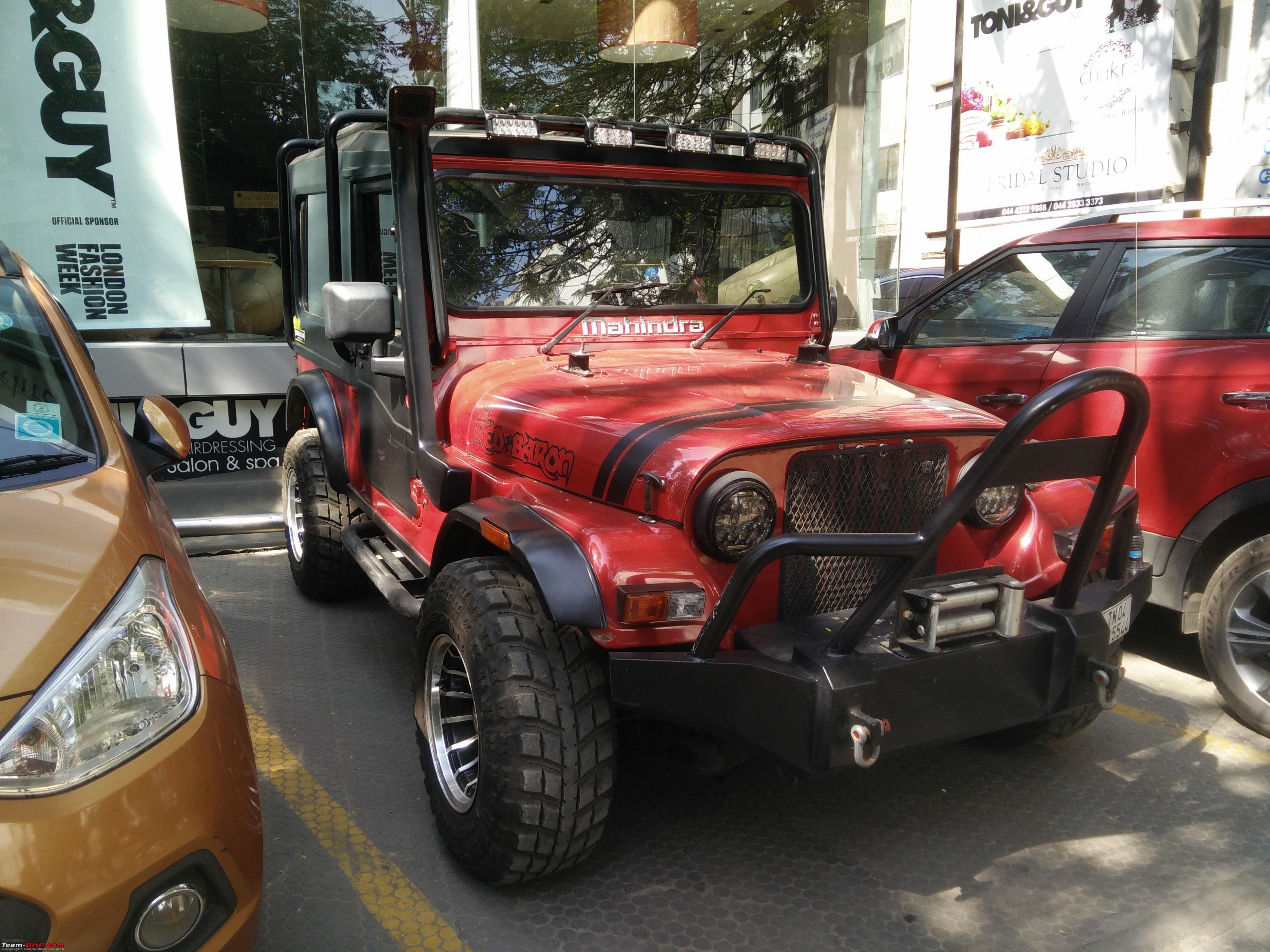 PICS : Tastefully Modified Cars in India - Page 248 - Team-BHP