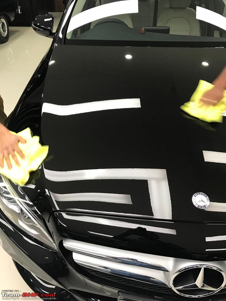 ceramic coating - is it really useful? - page 8 - team-bhp