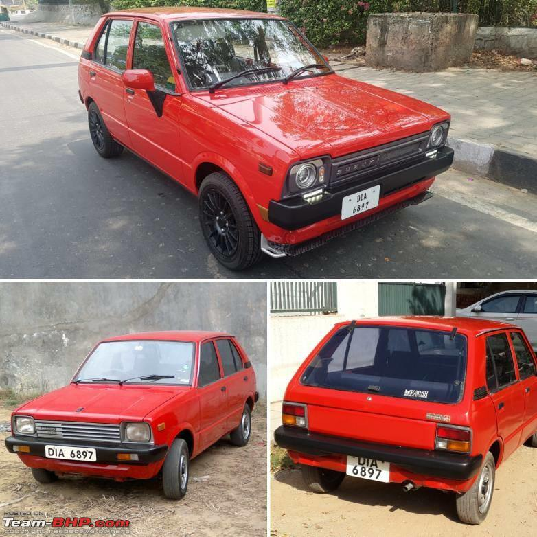 Name:  RestomoddedMarutiSS80modifiedbeforeafter.jpg