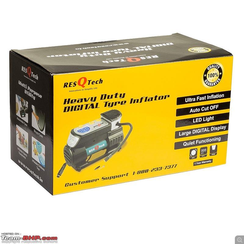 Tyre pressure gauge and portable inflator pump / foot pump-res.jpg