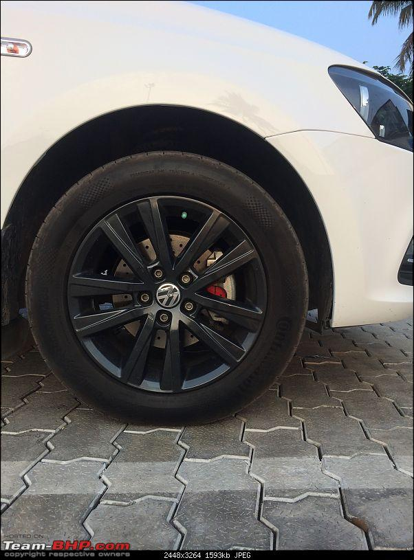 Pete's Tuned VW Polo GT TSI - A Little Hot Hatch!-brembo-installed.jpg