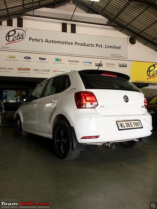 Pete's Tuned VW Polo GT TSI - A Little Hot Hatch!-exhaust.jpg