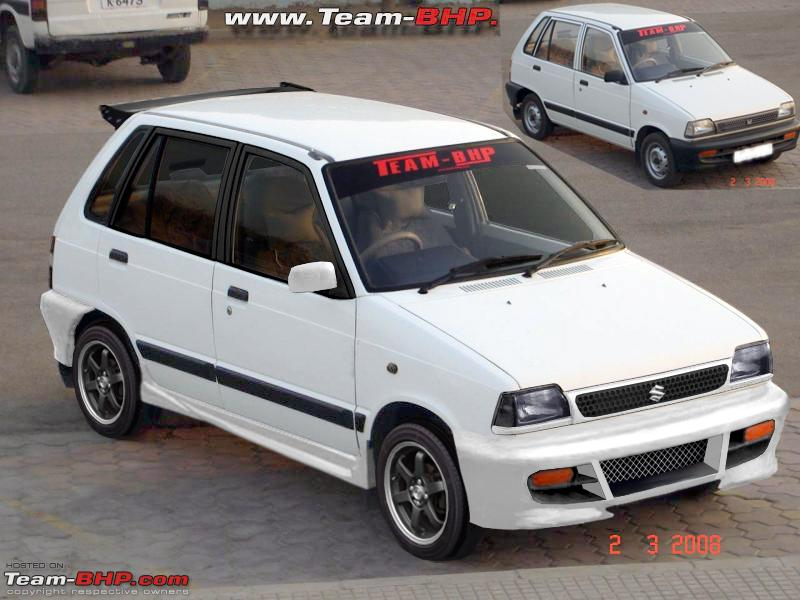 maruti 800 modification assistance required page 3