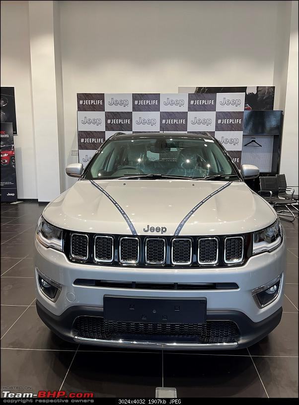 Xpel Paint Protection Film on my Jeep Compass-showroom.jpg