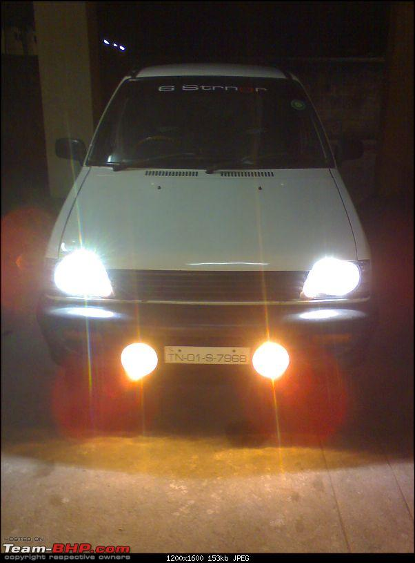 FFE on Maruti-800-hid.jpg