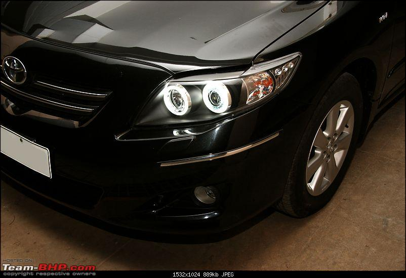 Modded Toyota Corolla Altis- Projector CCFL Angel Eyes, Spoilers, Side Visor-dsc03392.jpg