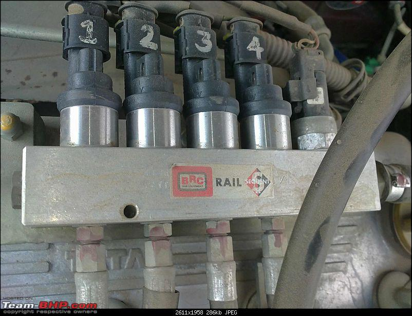 Maruti Suzuki Ritz  Petrol to CNG conversion-07072010330.jpg