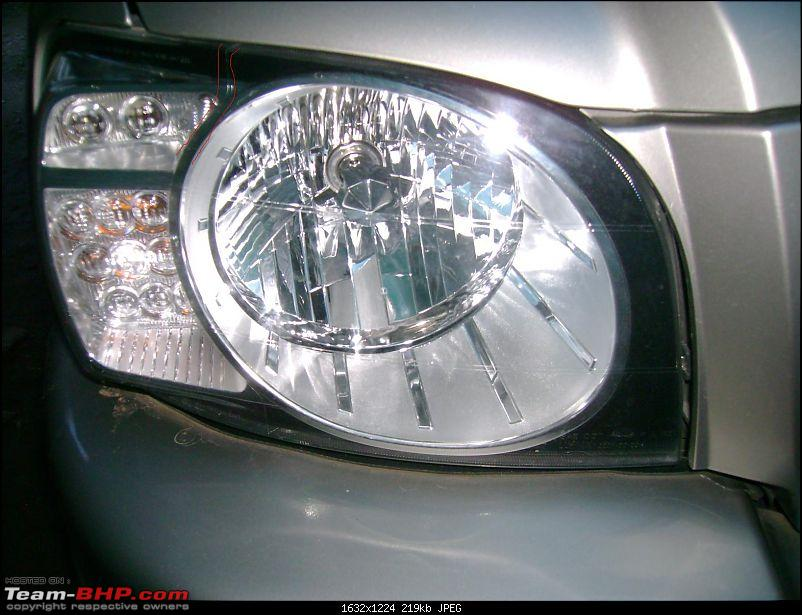 LUMAX on Scorpio:Shoddy, Poor Quality OE Headlamp and Fog Lamps On My New Scorpio!-crackv.jpg