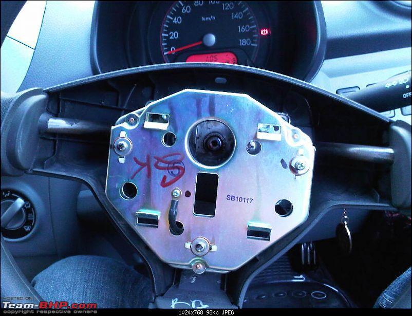 Steering Wheel Hub Adaptor for A-Star-img00046201010261739.jpg